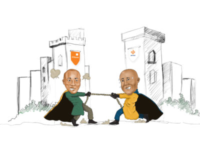 Brand Wars: Access Bank vs Gtbank